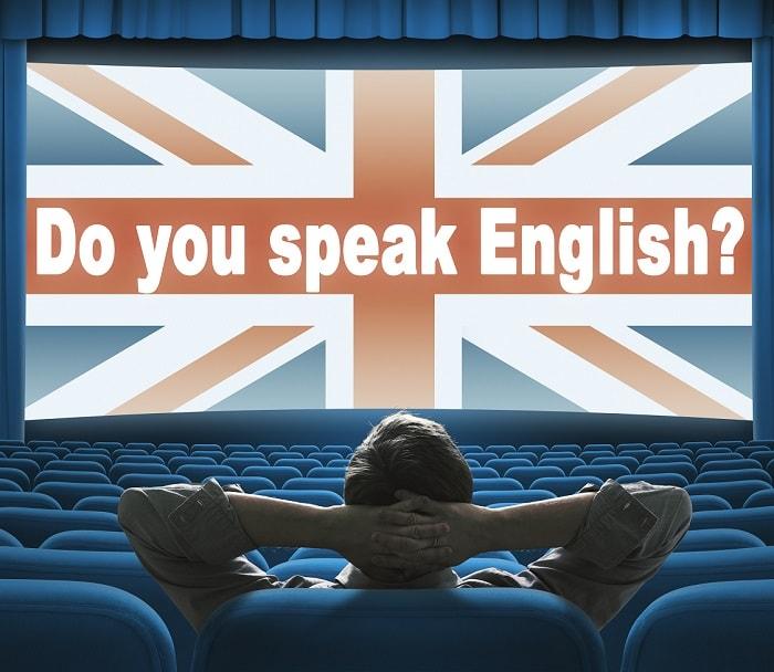英語学習 映画