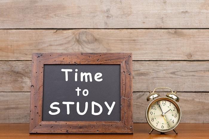 英語学習 時間