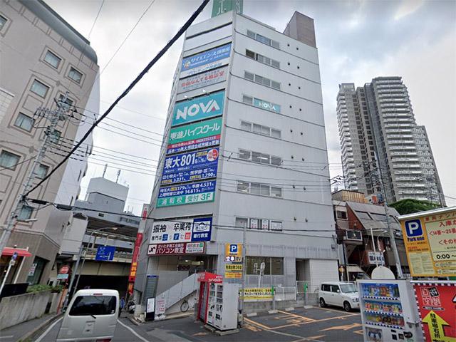 駅前留学NOVA 浦和校の外観